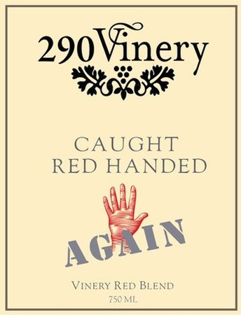 290 Vinery Caught Red Handed Again
