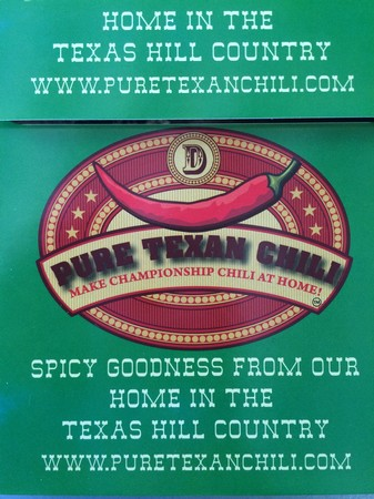 Pure TexanChili
