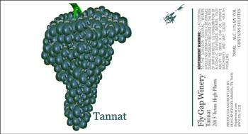 Fly Gap 2015 Tannat