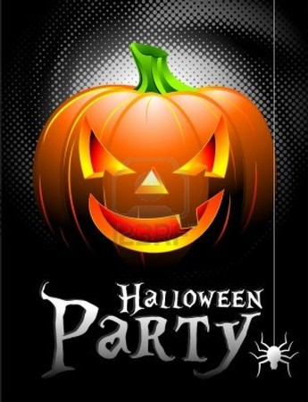 Halloween Party for 1-club mem
