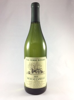 Val Verde Muscat Canelli